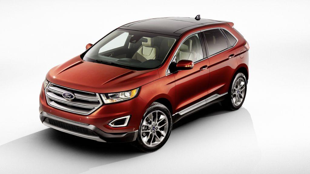 Ford Edge kommt nach Deutschland – den SUV als echtes Alltagsfahrzeug entdecken