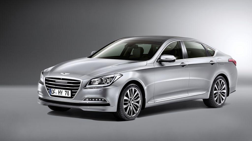 Neus Oberklassemodell: Hyundai Genesis kommt nach Deutschland