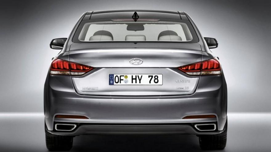 hyundai genesis mj2014 img 7 880x495 - Neues Oberklassemodell: Hyundai Genesis kommt nach Deutschland