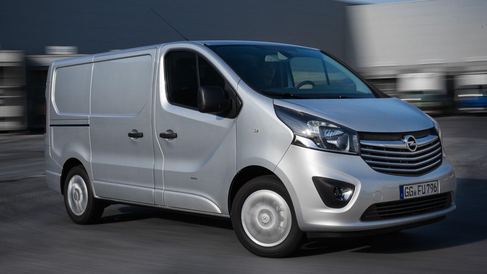 Verkaufsstart für den neuen Opel Vivaro