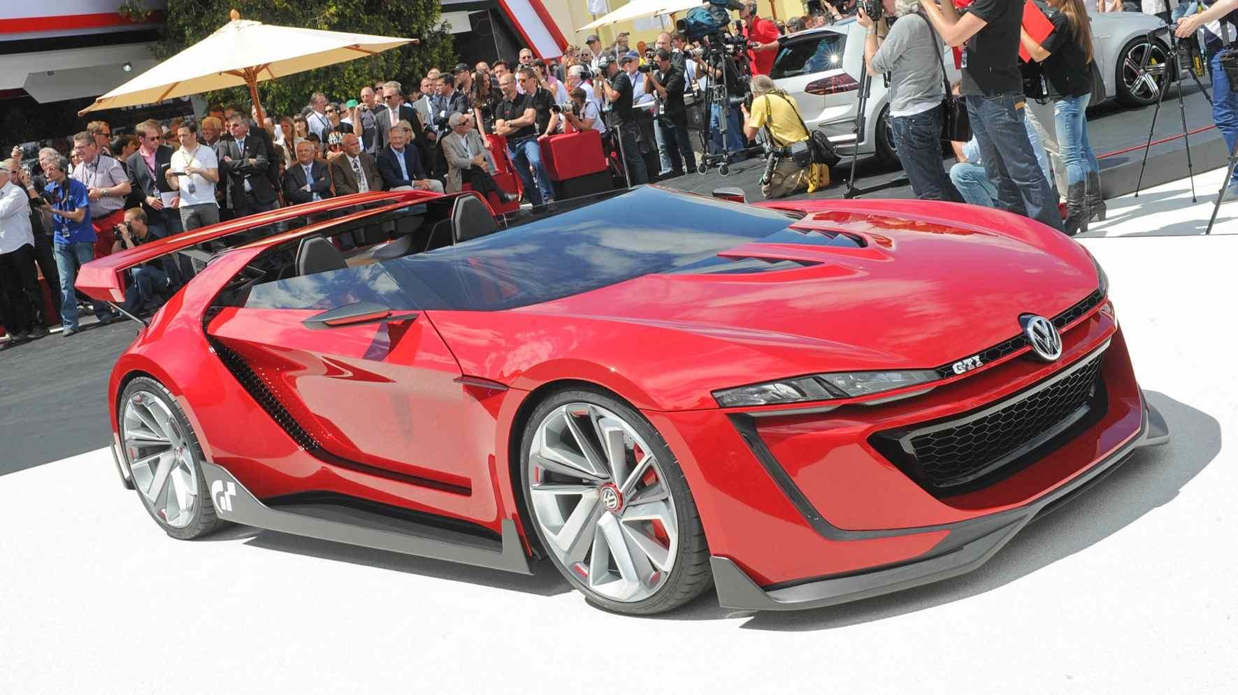 Wörthersee 2014: Golf GTI Roadster wird Realität