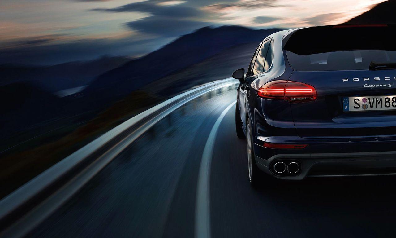 1Porsche Cayenne 2015 11 - Porsche Cayenne: der Perfekte mit dem Problem-Heck (Video)