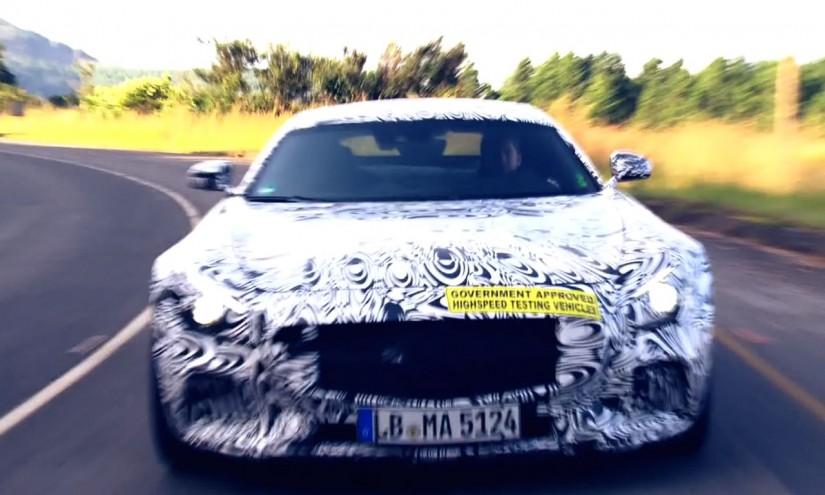 Mercedes Benz AMG GT 06 825x495 - Mercedes AMG GT: mit 510 PS und einem kräftigen V8-Sound!