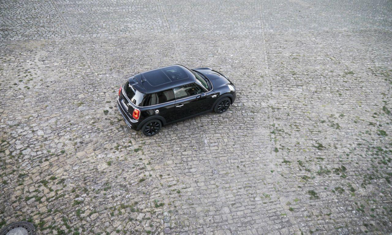 Mini Cooper S 2015 08 - Mini Cooper S im Fahrtest: ist der groß geworden!