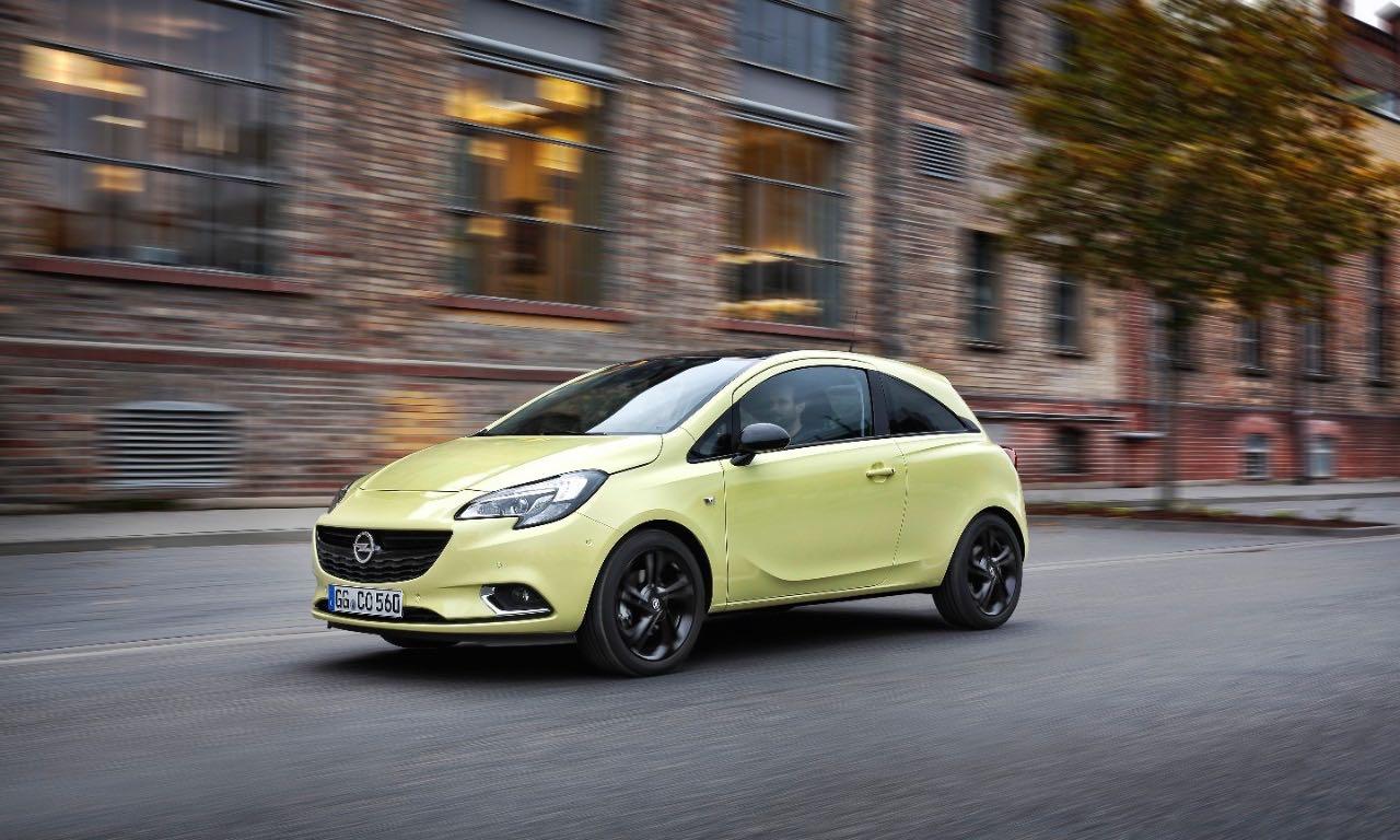 Opel Corsa (2015)