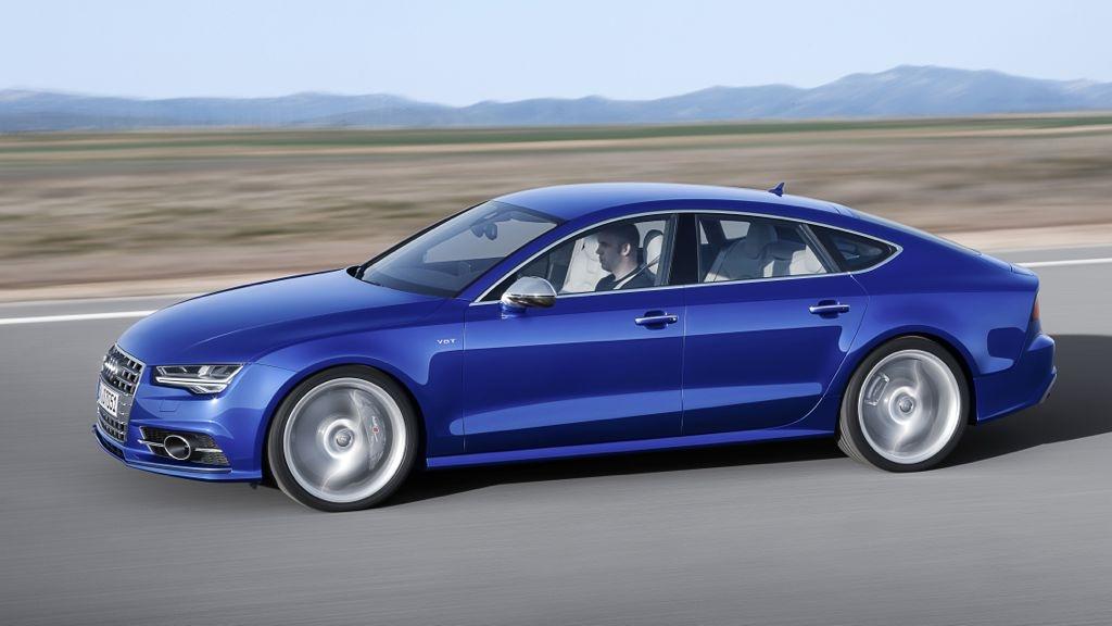 Audi S7 Sportback (ab 2014)