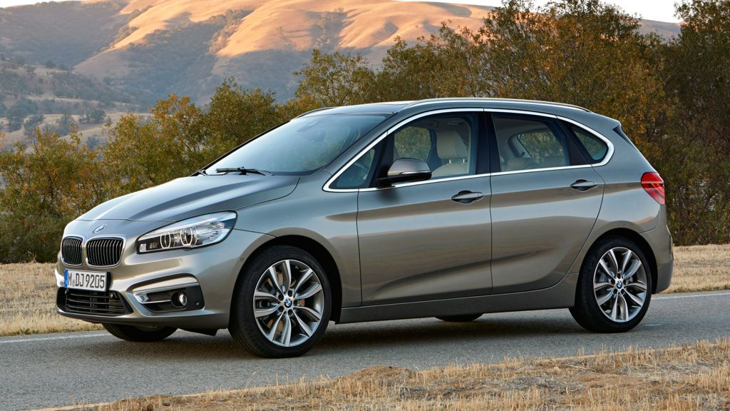 BMW Active Tourer (2014)