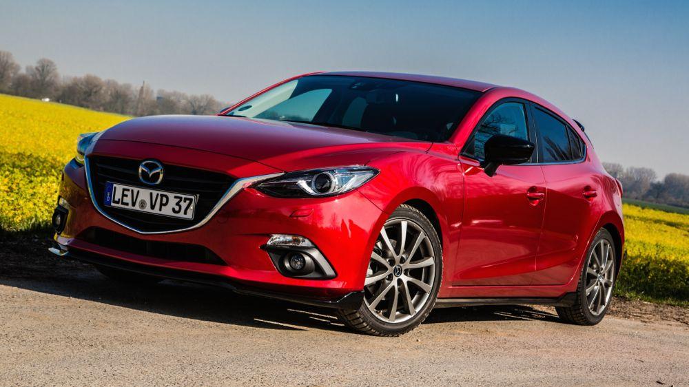 Neuen Mazda 3 als sportliche Kompaktklasse erleben