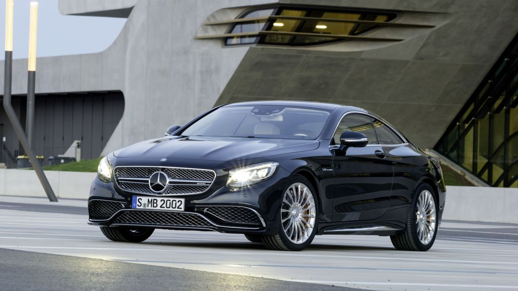 Mercedes-Benz S65 AMG Coupe (ab 2014)