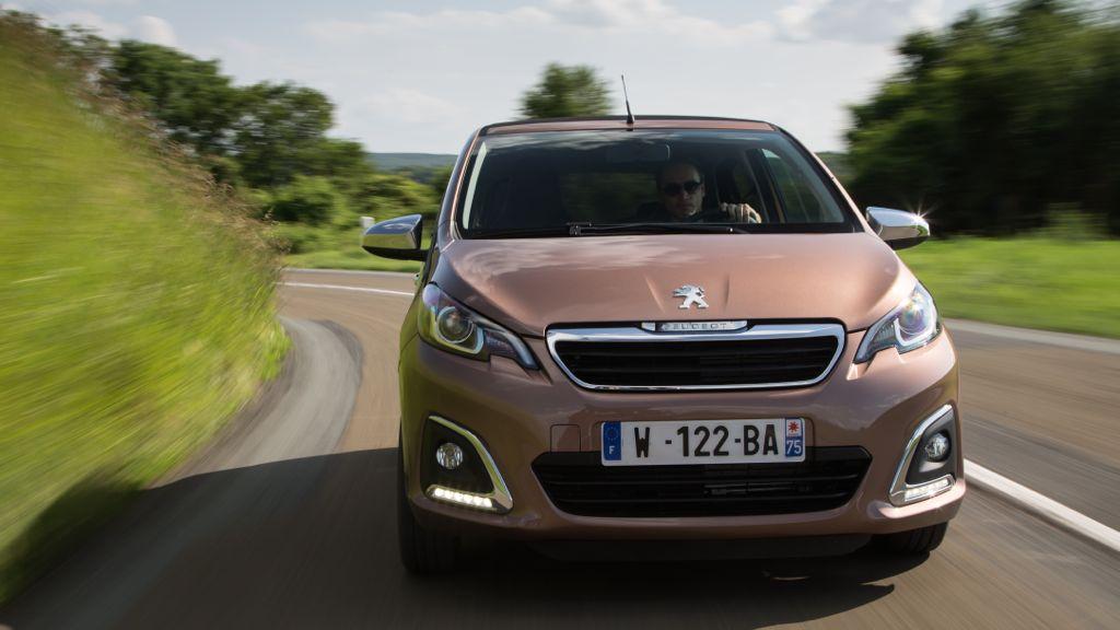 Preisliste für den neuen Peugeot 108 (ab 2014)