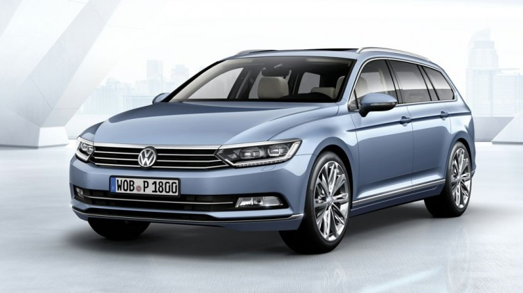 Das sind die Preise des neuen VW Passat