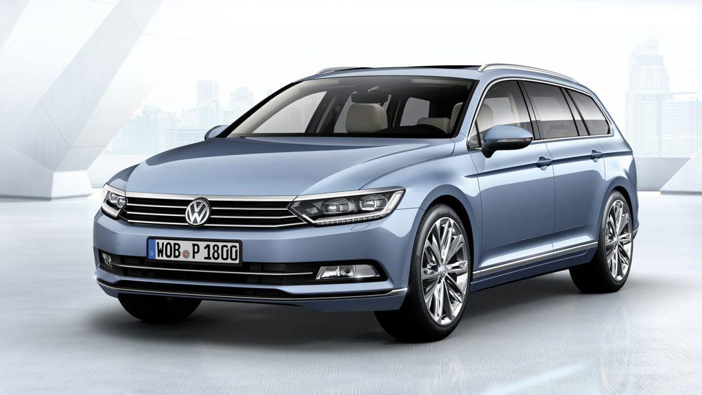 VW Passat Variant (ab 2014)