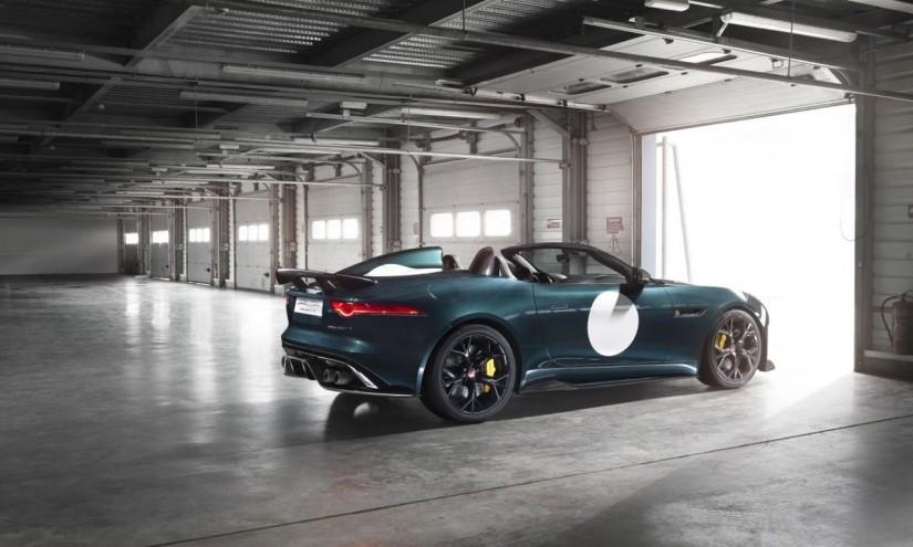 Jaguar auf dem OGP 2014 09