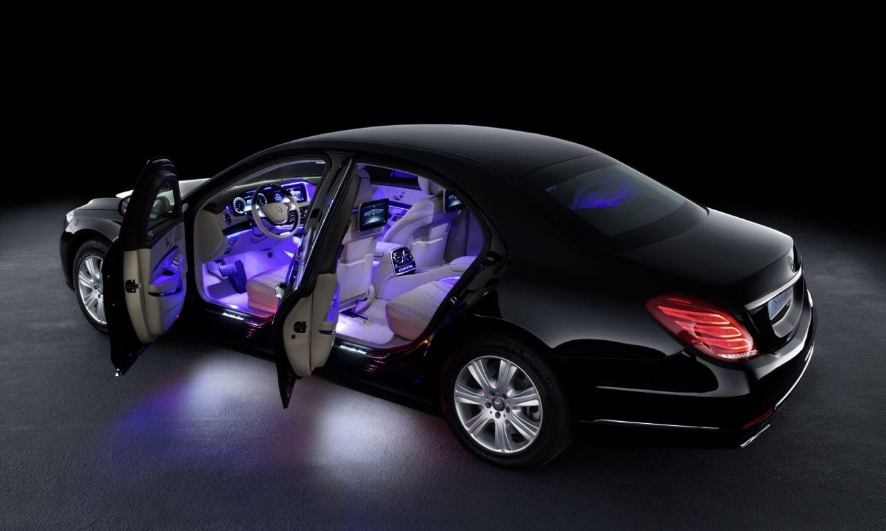 1Mercedes Benz S600 Guard 10 - Toyota Yaris: Sogar Straßenschilder werden für ihn ausgetauscht! (Video)