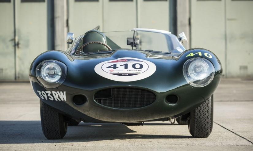 Jaguar auf dem OGP 2014