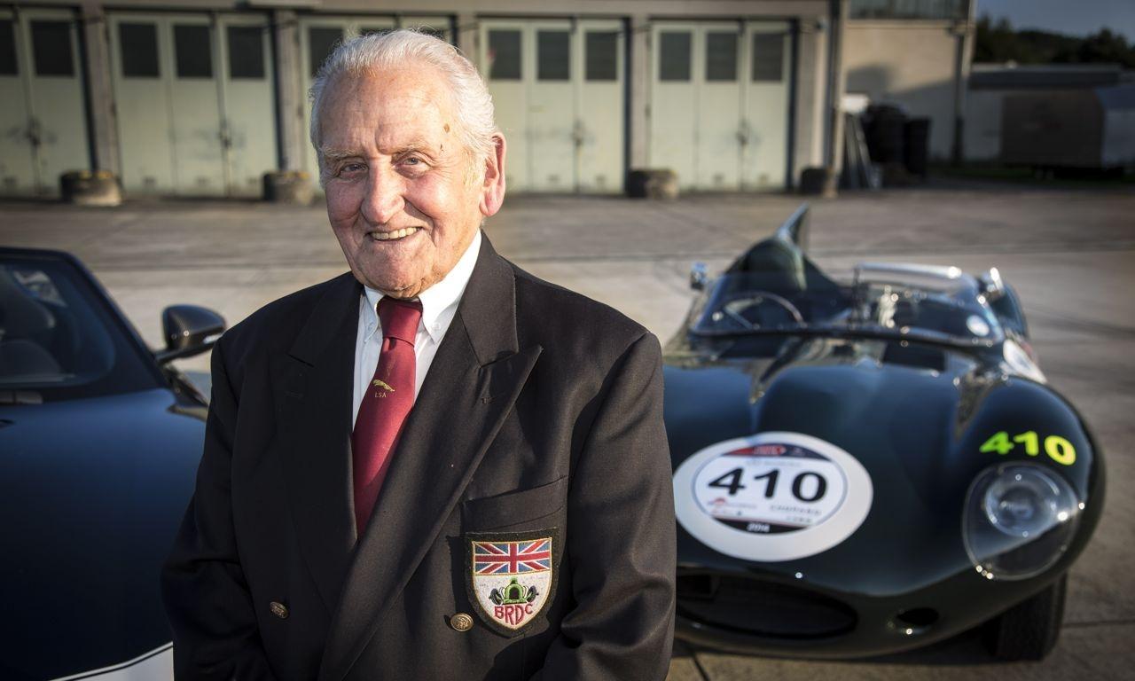 Jaguar auf dem OGP 2014 16 - 42. AvD Oldtimer Grand Prix am Nürburgring: Ganz im Zeichen des Turboladers.
