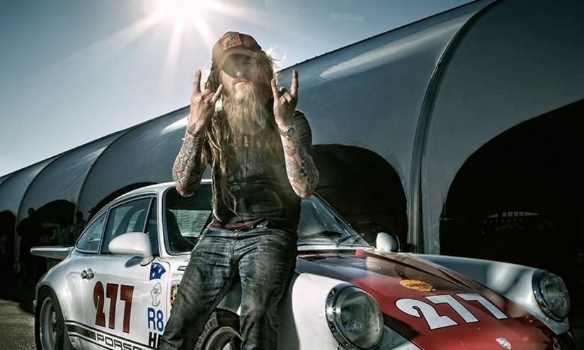 Magnus Walker 825x495 - 42. AvD Oldtimer Grand Prix am Nürburgring: Ganz im Zeichen des Turboladers.