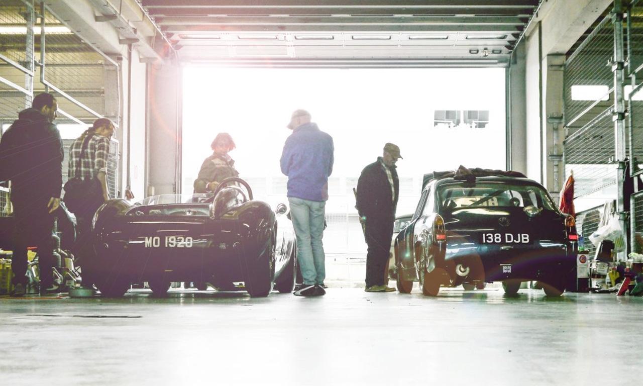 OGP Nürburgring Impressionen 14 - 42. AvD Oldtimer Grand Prix am Nürburgring: Ganz im Zeichen des Turboladers.