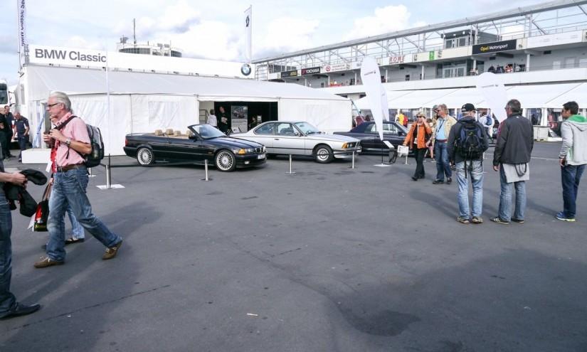 OGP Nürburgring Impressionen 31 825x495 - 42. AvD Oldtimer Grand Prix am Nürburgring: Ganz im Zeichen des Turboladers.