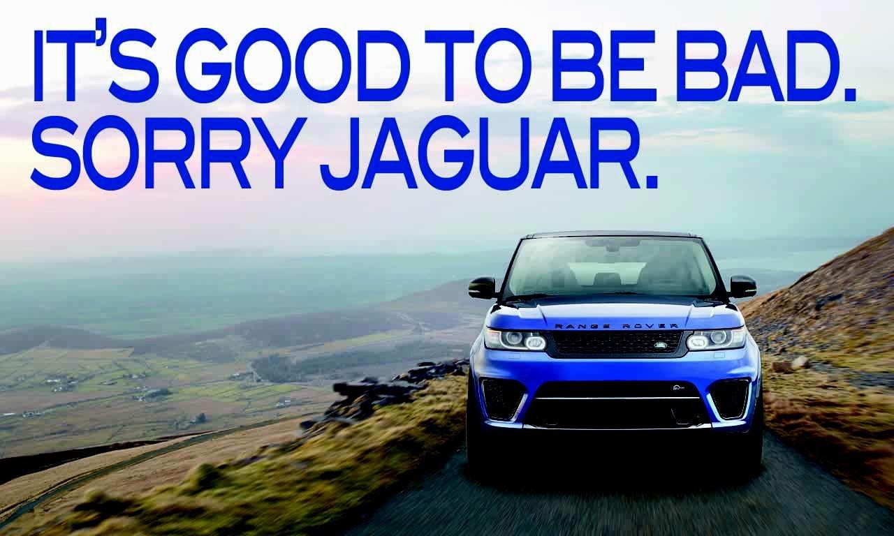 Range Rover Sport SVR 10 - Range Rover Sport SVR: Die neue Spezialität von Land Rover.