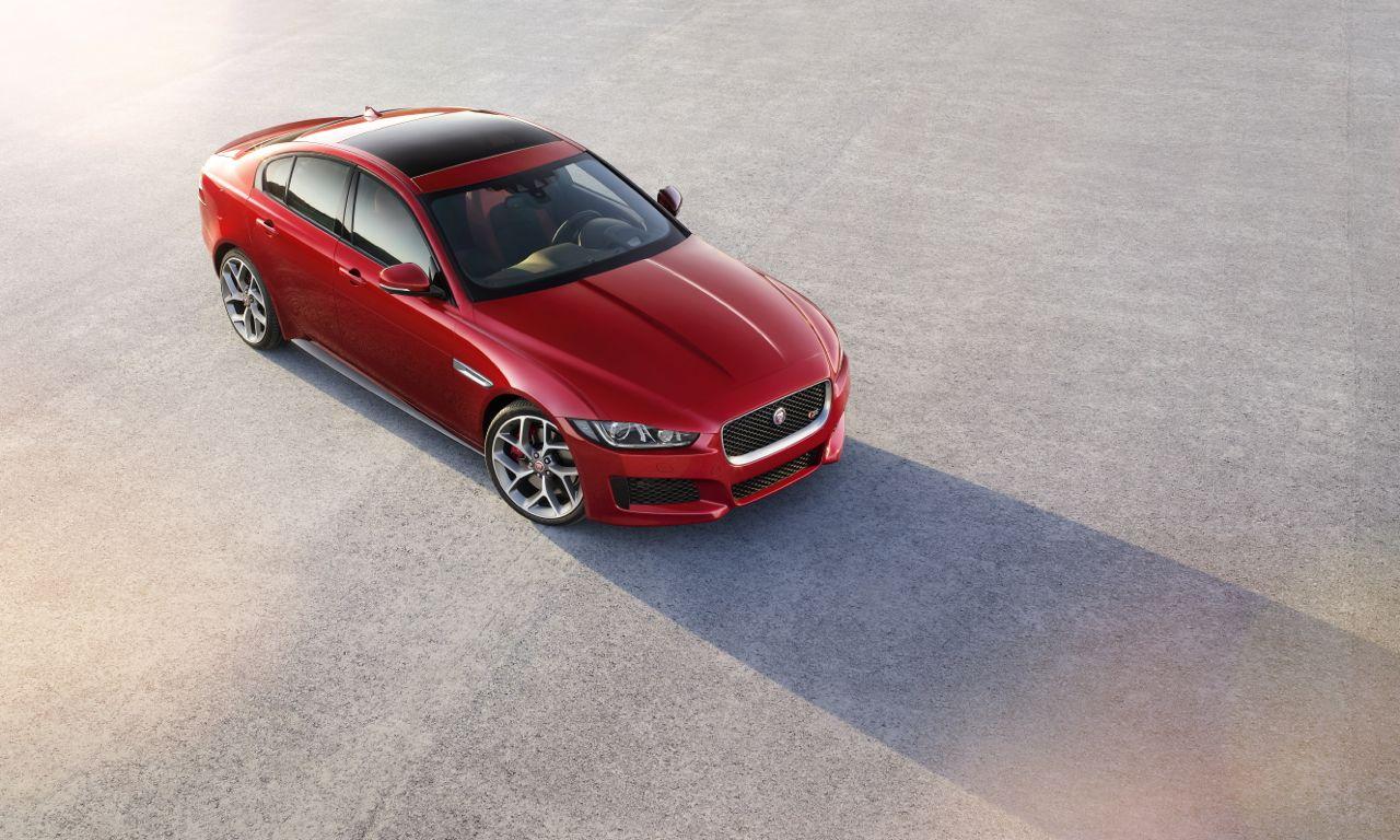 Jaguar XE: die Oberklasse ist nicht genug.