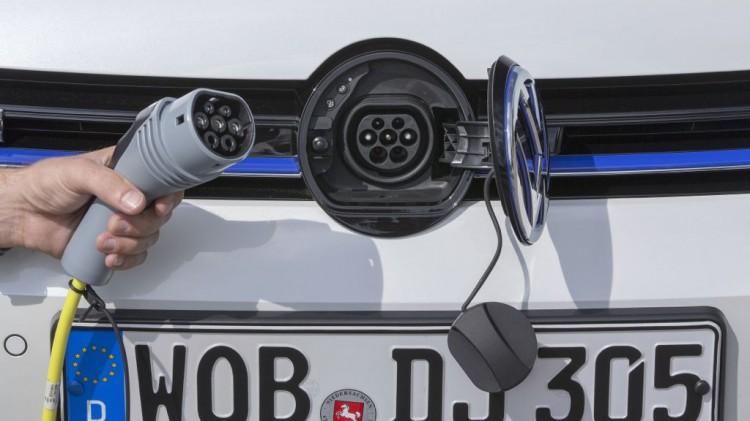 VW Golf GTE: Endlich ein Plug-In Hybrid aus Wolfsburg