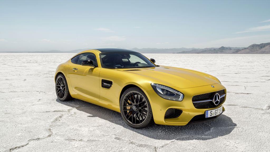 Mercedes AMG GT: Preise, Bilder und technische Daten