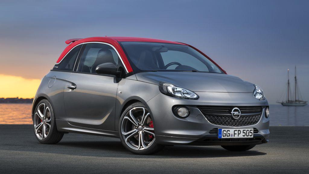 Neuer Opel Adam S