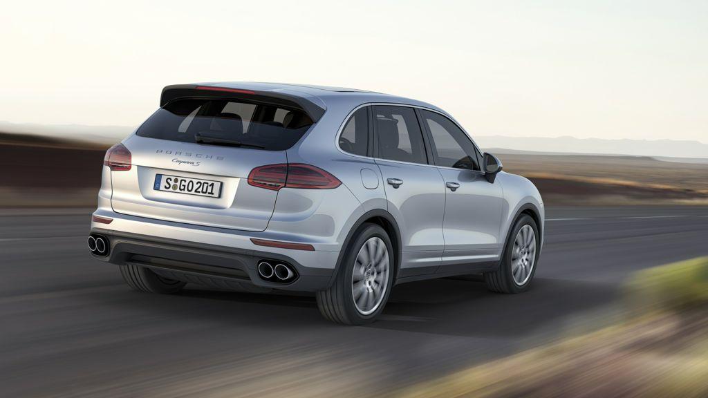 Porsche Cayenne Facelift: Preise und Motoren zum Verkaufsstart