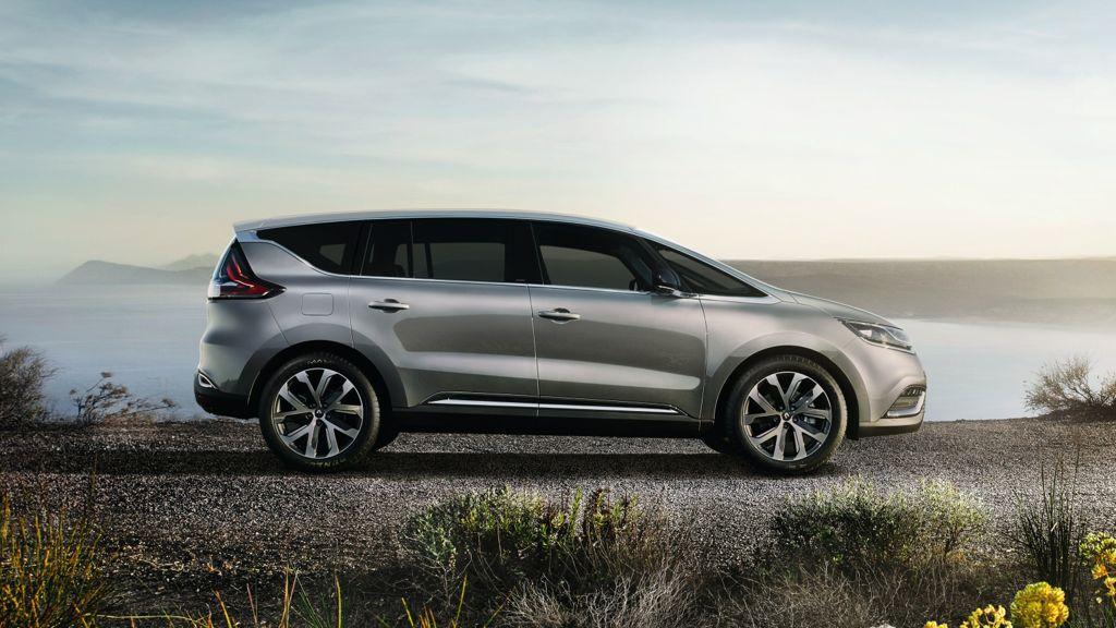 Neuer Renault Espace Mj 2015