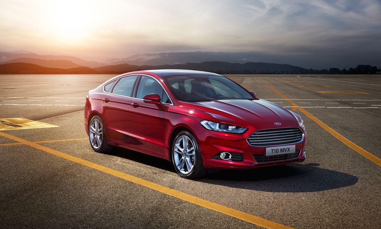 Neuer Ford Mondeo: Besser spät als nie!