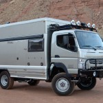 Fuso Canter 4x4 All Terrain Warriors