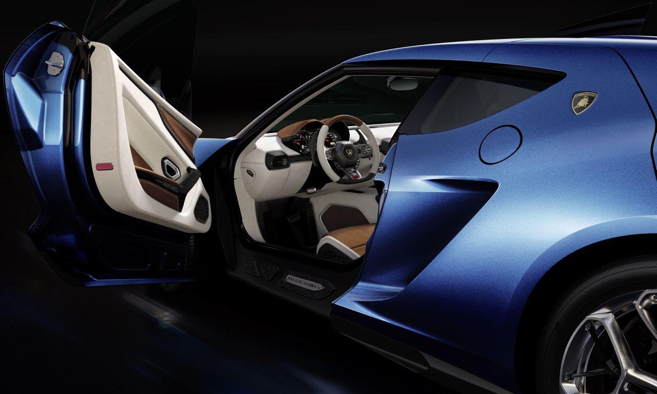 Lamborghini Asterion Konzept