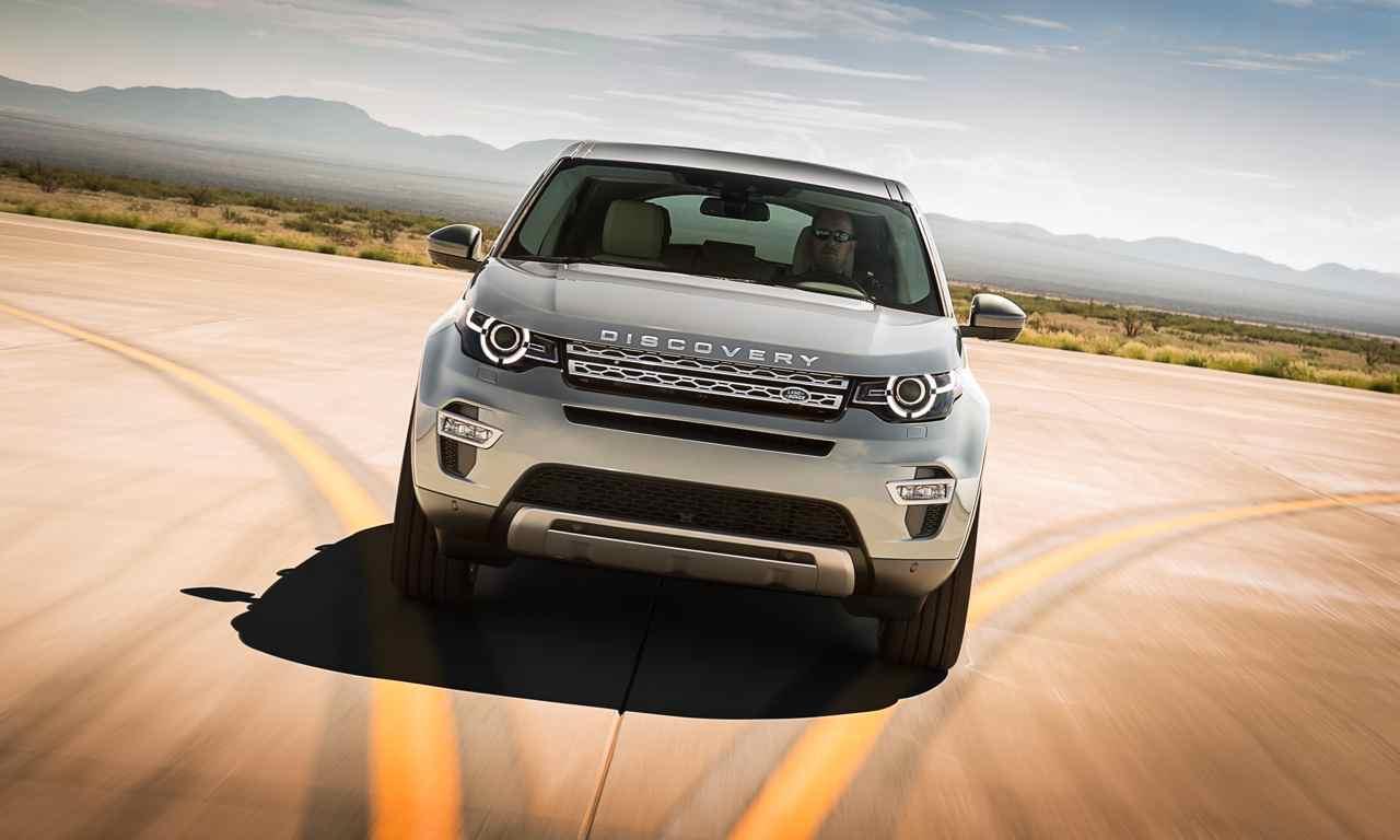 Land Rover Discovery Sport: Ab 31.900 Euro beim Händler.