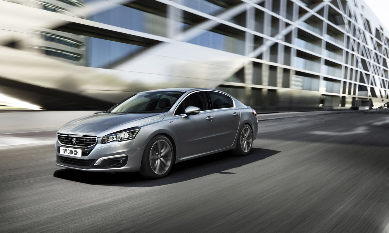 1Peugeot 508 2015 18 - Peugeot 508: mindestens 26.300 Euro für das Facelift.