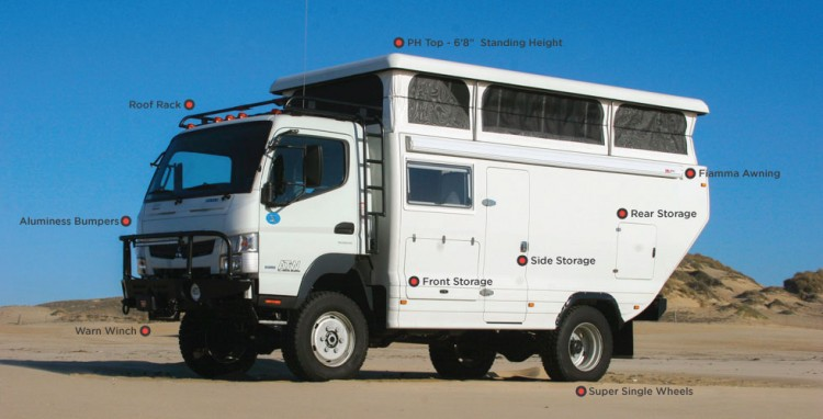 Alpha Hover2 750x382 - Fuso Canter 4x4 All Terrain Warriors: Daimler ist überall!