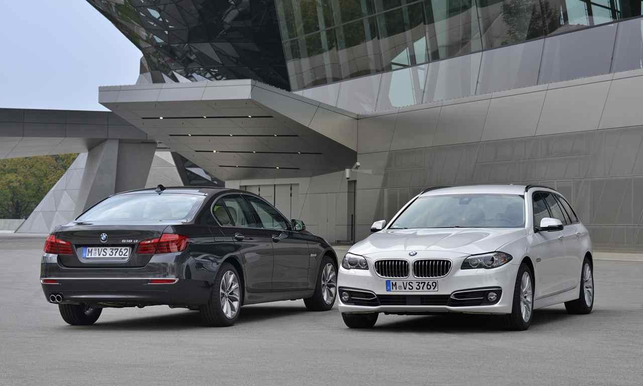 Die neuen Motoren für die Modelle BMW 518d und 520d 14
