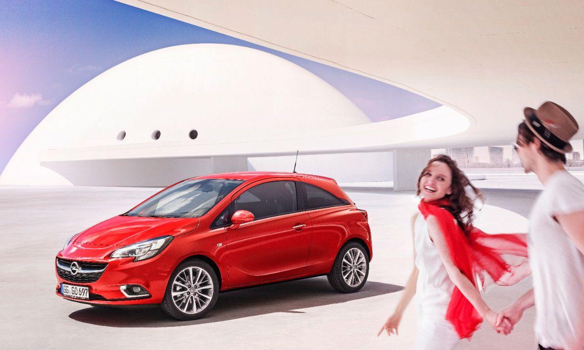 Der neue Opel Corsa (2015)