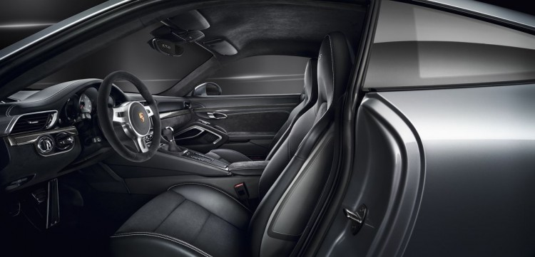 Porsche 911 Carrera GTS Interieur