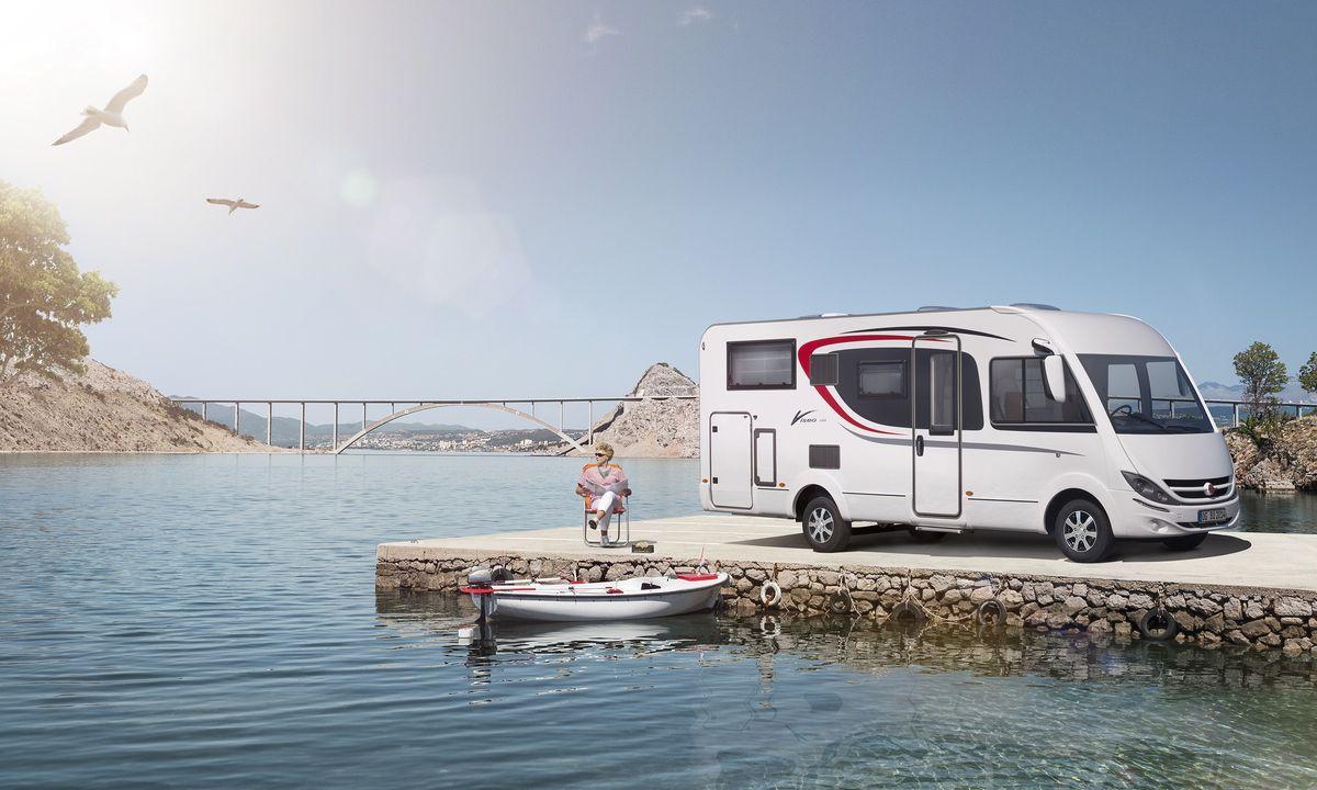 Bürstner Viseo Das Reisemobil Des Jahres 2014 At Automativde Das