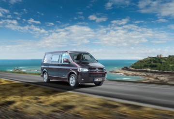 Westfalia Club Joker auf Basis des Volkswagen T5