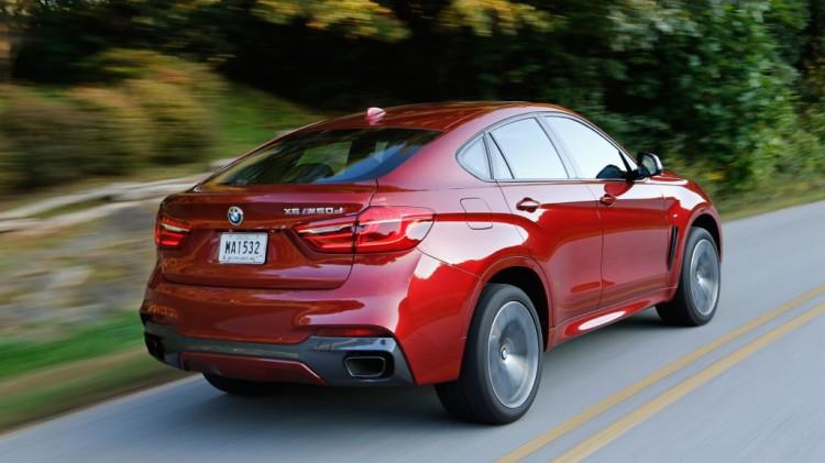 BMW X6 (2014): Preise und Motoren des neuen Modells