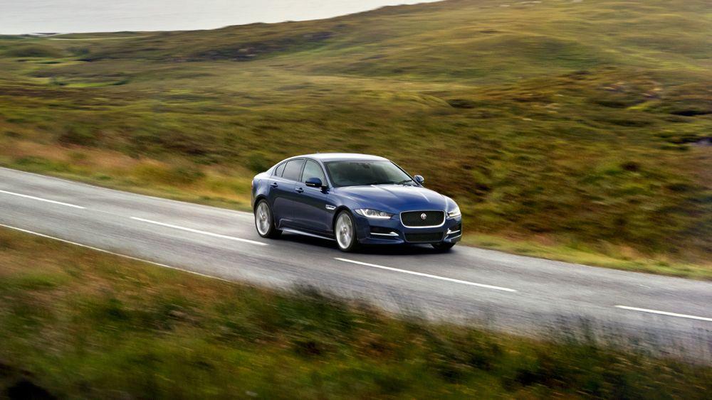 Preise und Motoren für den neuen Jaguar XE