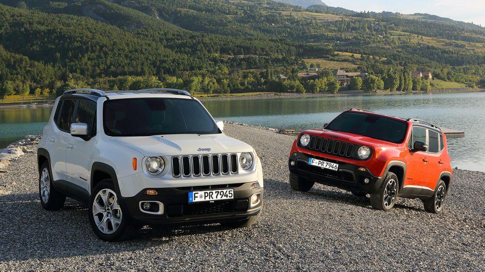 Verkaufsstart für den neuen Jeep Renegade