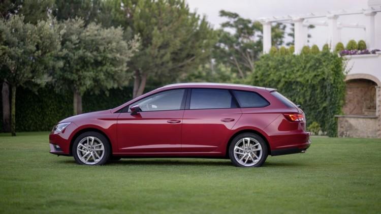 Vergleich Seat Leon ST: Erdgas ab Werk oder sparsamer Diesel