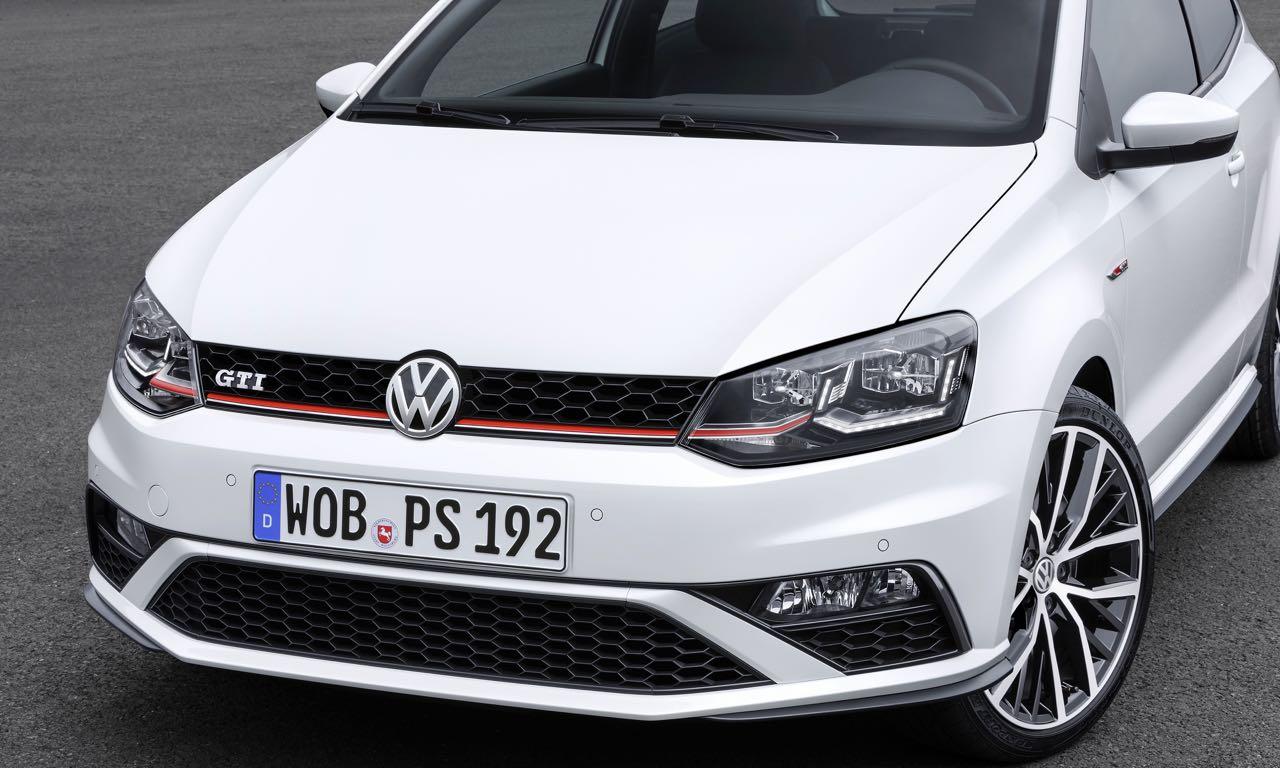 Der neue Volkswagen Polo GTI (2015)