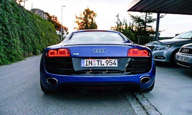 Audi R8 V10 (MY 2011)