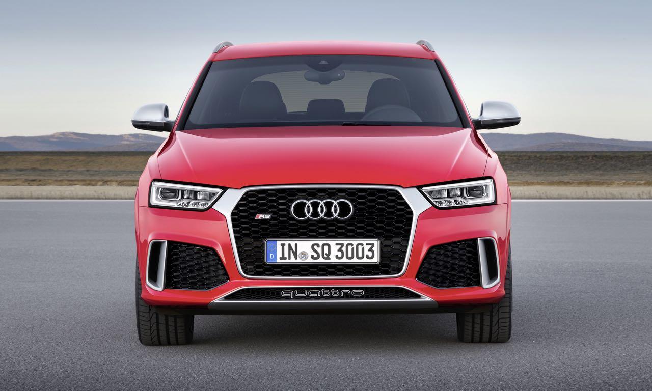 Audi RS Q3 (2015)
