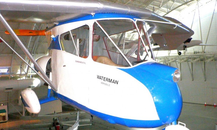 Waterman Aerobile Flugauto