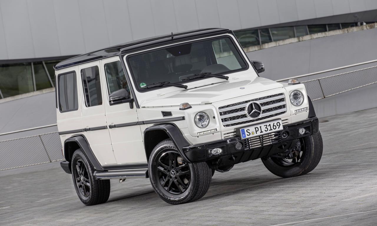 Mercedes-Benz G-Klasse Jubliäumsmodell